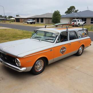 65 ap6 valiant Toowoomba Toowoomba City Preview