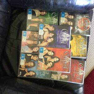 Charmed boxset dvd Blackstone Ipswich City Preview