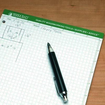 Woodcraft Shop Notepad (50 Sheets)
