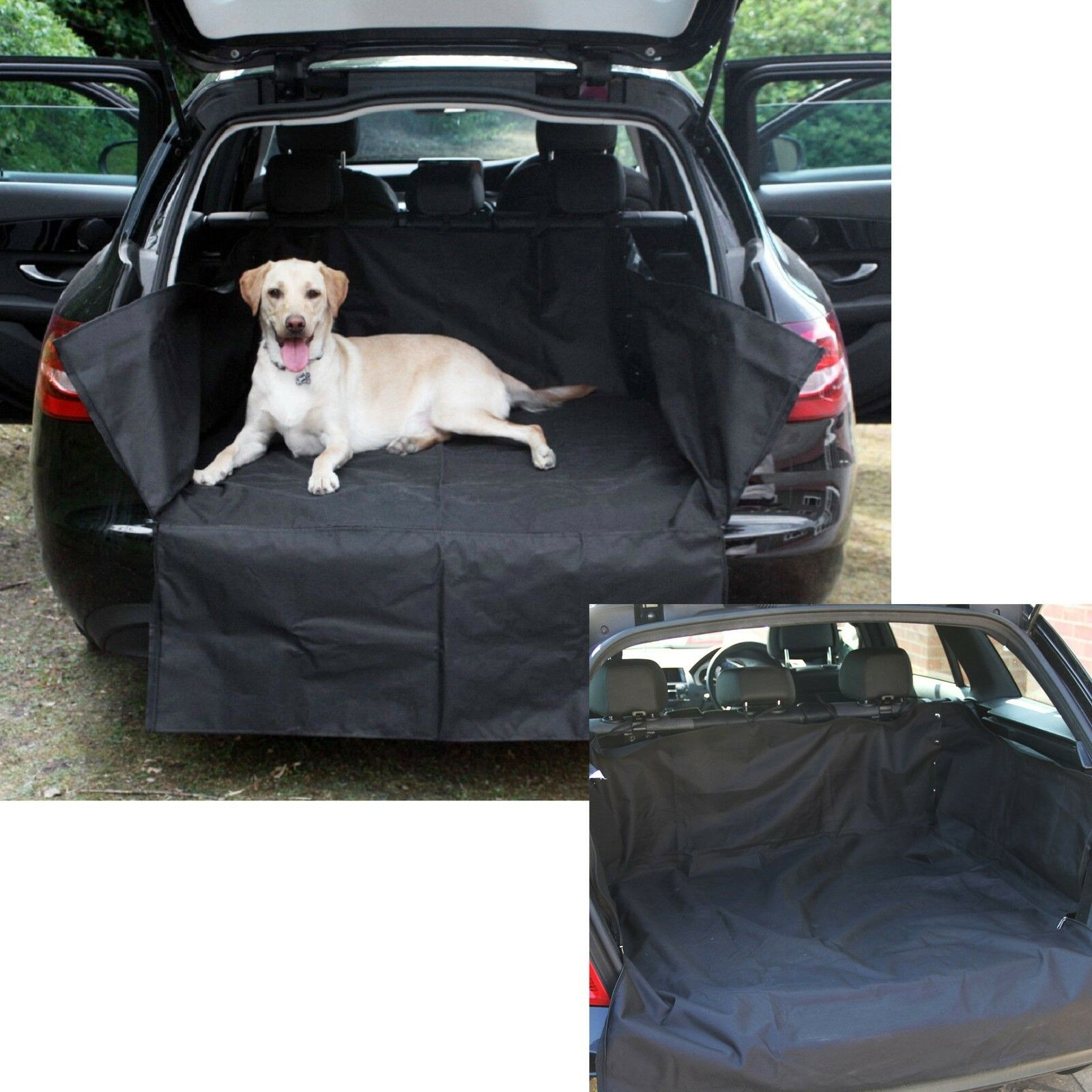 Car Parts - Heavy Duty Car Boot Liner Protector Cover Pet Dog Seat Cover Dirt Pet Cover New