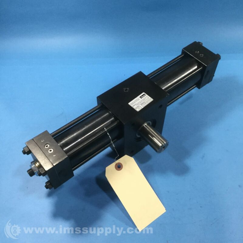 Parker LTR201-1803FP-AB21-C Hydraulic Rotary Actuator USIP