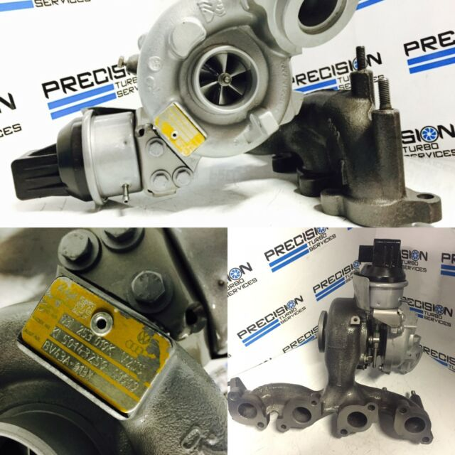 Audi A3/TT Turbo charger  5303-988-0137 BV43-0207 BV43-0137 New Actuator
