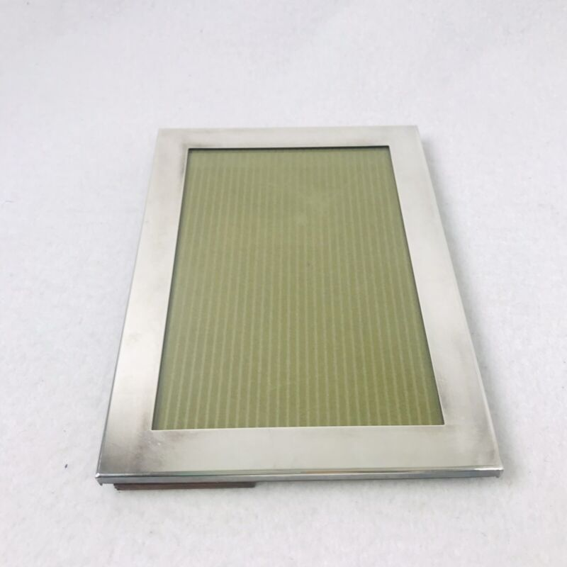 Vintage Tiffany and Company Silverplate Picture Frame - Italy 5 x 7 Rectangle