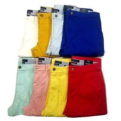 Tommy Hilfiger Men's Stretch Chino Pants Slim Fit