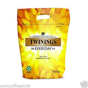 Twinings Everyday Tea bags 1100 Teabags