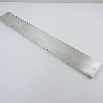 1 Thick 6061 Aluminum Plate 4.5 X 32 Long Solid Flat Stock Sku 105841