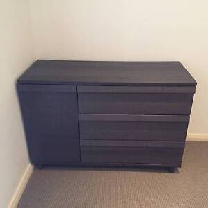 [SELLING]: Hard Wood Tall Boy/Chest of Drawers Waterloo Inner Sydney Preview