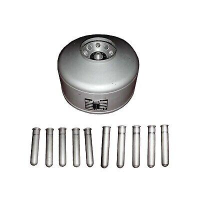 Precision Micro-semi Micro Centricone Centrifuge 1550 Rpm Wfixed Angle Rotor