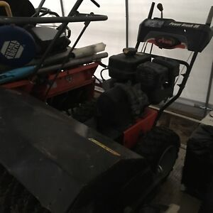 Ariens power brush 36