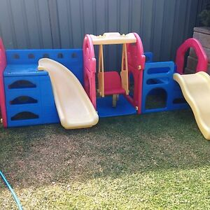 Outdoor play gym Mawson Lakes Salisbury Area Preview