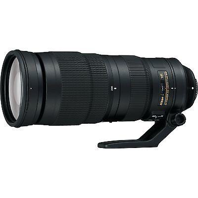 Nikon AF-S Nikkor 200-500mm F/5.6 E ED VR Telephoto Zoom Lens 200-500 F5.6 ~ NEW