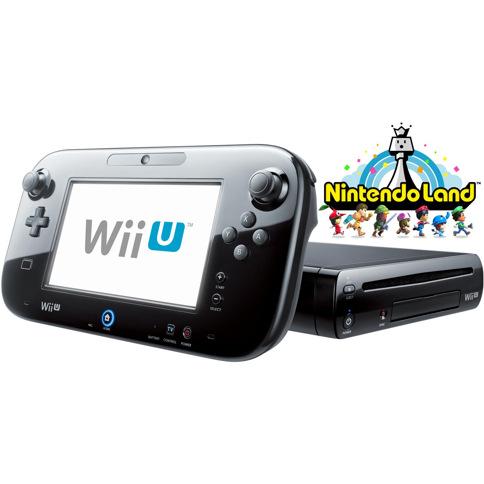 Game boy color quanto vale - Black Wii U 32gb Deluxe Nintendo Land Factory Refurbished By Nintendo