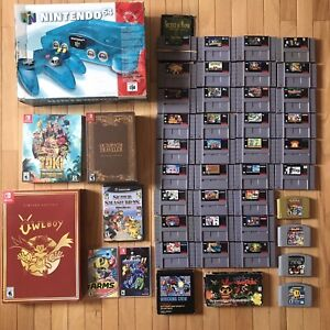Video Game Collection!!!