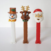 Snowman Pez Dispenser
