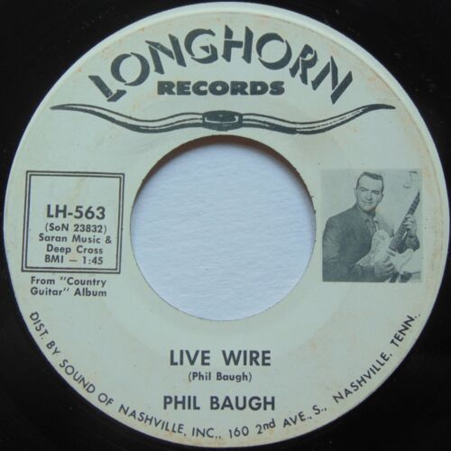 Phil Baugh One Man Band Live Wire
