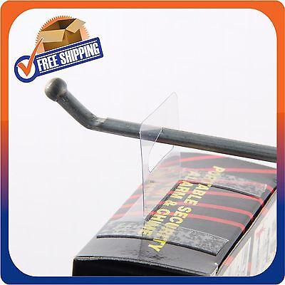 125 Box Top Hang Tab Heavy Duty 12oz Limit - Fold Down Shipping Fold Up Hanging
