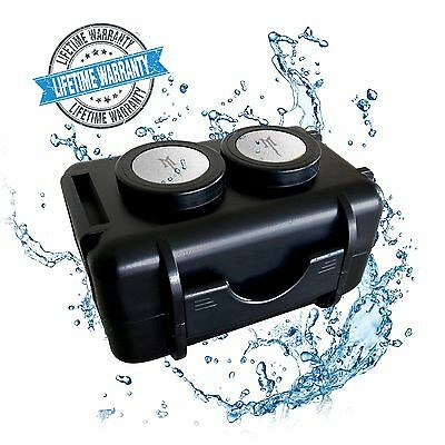 Ultra Strong Waterproof Magnetic Stash Box Case for Real Time GPS Car Tracker