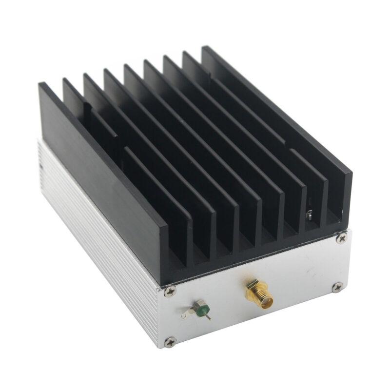 Ultra-wideband Linear RF Power Amplifier Medium Wave Amp 100KHz--40MHz 47dB 5W