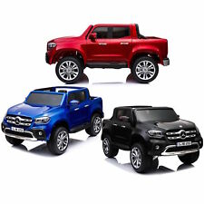 Licensed Mercedes-Benz X-Class 24V* 4WD Children's Ride On Pickup - 4 Colours