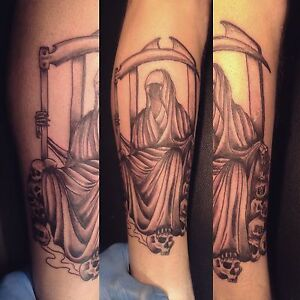 Tattoo Artist Beerwah Caloundra Area Preview