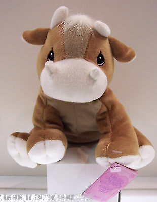 Precious Moments Tender Tails BROWN COW 540560 MWMT FREE FIRST CLASS SHIP USA