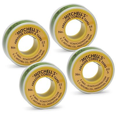 Mitchell Abrasive Cord, Set of 4 ()