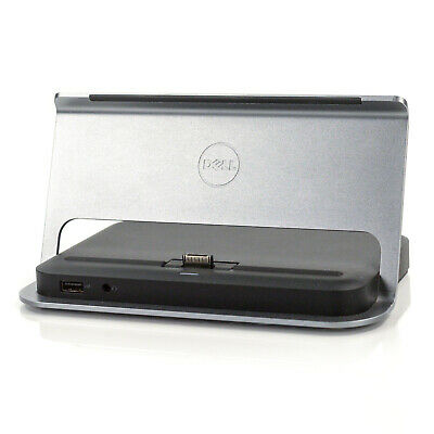 Used, Dell Latitude 10 ST2 Tablet Docking Station JD0VV - No AC Adapter for sale  Shipping to India