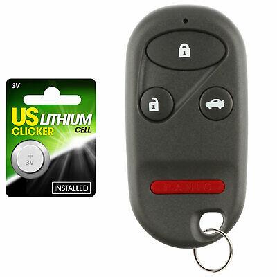 For 1998 1999 2000 2001 2002 Honda Accord Keyless Car Remote Key Fob Kobutah2t Honda Accord Remote