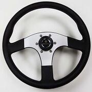 Boat Steering Wheel Aluminum