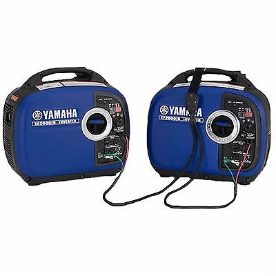 Rv Yamaha Two Ef2000isv2 2000 Watt Generators - Ef2000is Ef2000 - Parallel Kit I