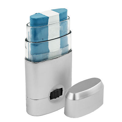 Two Color Face Paint Stick Dispenser Carolina Blue White Easy Apply Football UNC