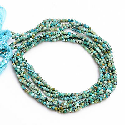 Purple Copper Turquoise 1 Strand 15 Pcs 10 mm Round Cabochon Smooth Jewelry Making Strand Beads Handmade Necklace Turquoise Gift For Her