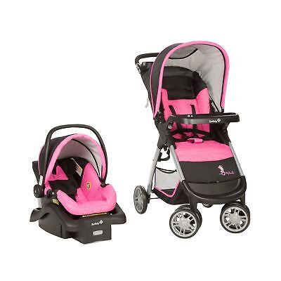 Disney Baby Amble Quad Travel System with OnBoard 22 Infant