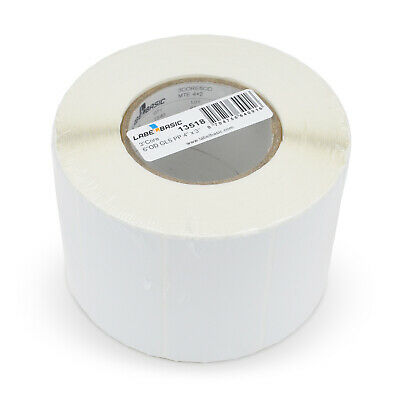 Labels For Primera Lx900 Printer 4 X 3 1050 Glossy Polypropylene Labels Per...