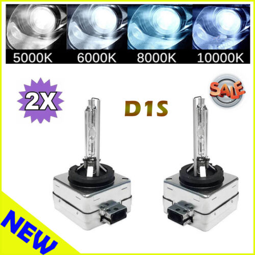 D1S REPLACEMENT 8000K XENON BULB FACTORY FITTED TO Vauxhall MODELS