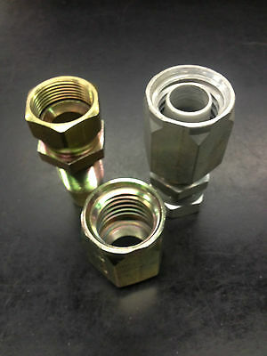 20630-16-16 Parker Hannifin 16 Female Jic 37 Reusable Hydraulic Fitting Hose