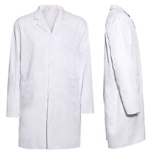 Adult doctors doctors white lab medical technician food coat scientist