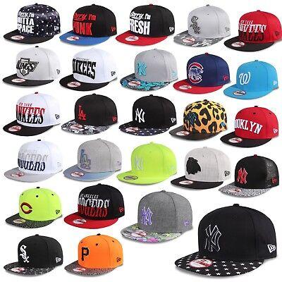 NEW ERA CAP SNAPBACK 9FIFTY NEW YORK YANKEES DODGERS SOX BROOKLYN LIFESTYLE Sox Snap