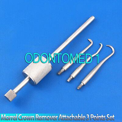 Odm Morrel Crown Remover Set Dental Surgical Instruments