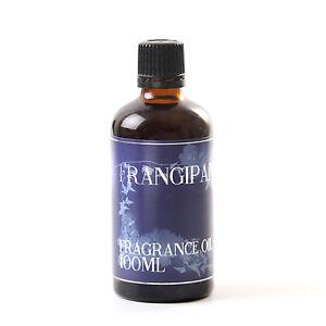 Frangipani Fragrant Oil - 100ml (FO100FRANGIPANI)