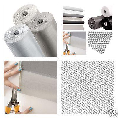 edelstahl gewebe v4a 1m 100cm fliegengitter insektenschutz gewebe gaze v2a ebay. Black Bedroom Furniture Sets. Home Design Ideas