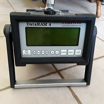 Thermo Electron Corp. Dr-4000 Monitor