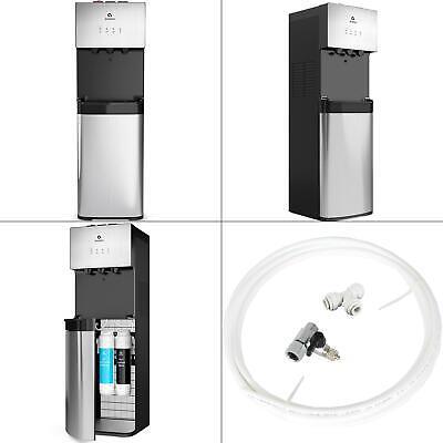 self-cleaning bottleless water cooler water dispenser - 3 temperature setti