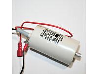 MKP Kondensator 6,0uF 250V~ 250V AC Capacitor Motorkondensator