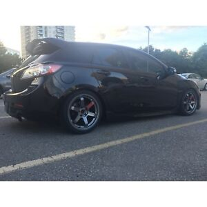 2010 MazdaSpeed 3 SportTech PKG (Fully Loaded)