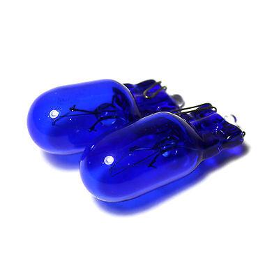 2x 501 [W5W/T10] 5w Super White Xenon Sidelight Bulbs 12v