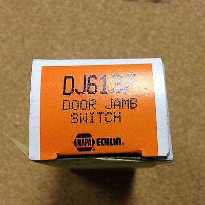 NAPA Echlin Door Jamb Switch Front-Left/Right Part #DJ6137
