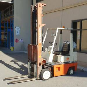 Cheap compact model Nissan 1800kg LPG forklift Malaga Swan Area Preview