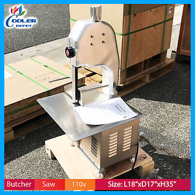 Meat Bone Saw Hls-1650 Butcher Deli Band Saw Food Processing Commercial Nsf New