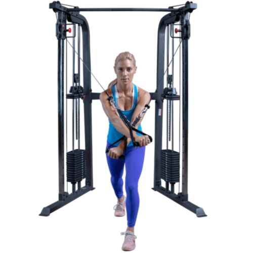 body solid powerline functional trainer pft100 adj